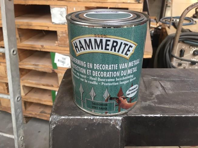 Verf – metaalverf – Hammerite | limack